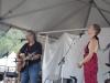 John Gorka, with Eliza Gilkyson. Falcon Ridge Folk Festival 2011