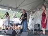 John Gorka, with Lucy Kaplansky and Eliza Gilkyson. Falcon Ridge Folk Festival 2011