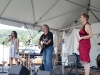 John Gorka, with Lucy Kaplansky and Eliza Gilkyson. Falcon Ridge Folk Festival 2011