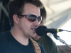 Chris O\'Brien. Falcon Ridge Folk Festival 2011. Worskhop stage: Our Roots are Showing.