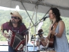 Lucy Kaplansky, with Radoslav Lorkovic. Falcon Ridge Folk Festival 2011