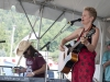 Eliza Gilkyson, with Radoslav Lorkovic. Falcon Ridge Folk Festival 2011