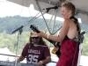 Eliza Gilkyson, with Radoslav Lorkovic. Falcon Ridge Folk Festival 2011