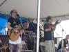 Buskin & Batteau. Falcon Ridge Folk Festival 2011. Workshop stage: Rolling in the Aisles.