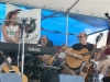 Susan Werner, Mark Dann, David Buskin. Falcon Ridge Folk Festival 2011. Workshop stage: Rolling in the Aisles.