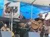 Susan Werner, Mark Dann, David Buskin. Falcon Ridge Folk Festival 2011. Workshop stage: Rolling in the Aisles.