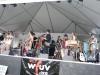 The Folkadelics and Spuyten Duyvil. Most Wanted Song Swap. Falcon Ridge Folk Festival 2011