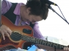 Mary Gauthier. Falcon Ridge Folk Festival 2011. Workshop stage: The Tinker's Coin - Remembering Jack Hardy