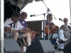 David Massengill, Terry Kitchen, Mary Gauthier, Tania Alexander. Falcon Ridge Folk Festival 2011. Workshop stage: The Tinker\'s Coin - Remembering Jack Hardy