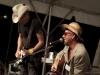 Greg Brown with Bo Ramsey. Falcon Ridge Folk Festival 2011
