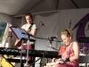 Susan Werner, Natalia Zukerman. Falcon Ridge Folk Festival 2011