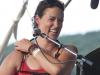 Trina Hamlin (with Susan Werner). Falcon Ridge Folk Festival 2011