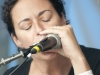 Trina Hamlin. Gospel Wake Up Call. Falcon Ridge Folk Festival 2011