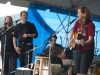 Brother Sun, Trina Hamlin, Susan Werner.  Gospel Wake Up Call. Falcon Ridge Folk Festival 2011