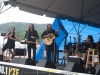 Brother Sun. Jody Gill on hands. Gospel Wake Up Call. Falcon Ridge Folk Festival 2011