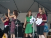 Natalia Zukerman, Red Molly, Susan Werner. Gospel Wake Up Call. Falcon Ridge Folk Festival 2011
