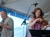 Ben Demerath, Tracy Grammer. Falcon Ridge Folk Festival 2011