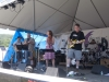 Tracy Grammer with Dave Chalfant, Ben Demerath, Jim Henry, Rob Schnell. Falcon Ridge Folk Festival 2011