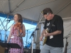Tracy Grammer, Jim Henry. Falcon Ridge Folk Festival 2011