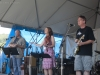 Tracy Grammer with Ben Demerath, Jim Hnery. Falcon Ridge Folk Festival 2011