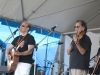 Buskin & Batteau, with Mark Dann. Falcon Ridge Folk Festival 2011