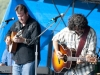 David Glaser, Dan Navarro. Falcon Ridge Folk Festival 2011
