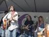 Dan Navarro, with Eric Lee, Mark Dann, Annie Wenz. Falcon Ridge Folk Festival 2011