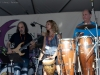 Mark Dann, Annie Wenx, Marshal Rosenberg (with Dan Navarro). Falcon Ridge Folk Festival 2011
