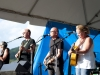 Mary Chapin Carpenter with John Jennings, Don Dixon. Jody Gill on hands. Falcon Ridge Folk Festival 2011