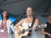 Mary Chapin Carpenter with Tracy Grammer, Don Dixon. Falcon Ridge Folk Festival 2011