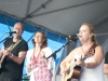 Mary Chapin Carpenter with John Jennings, Tracy Grammer. Falcon Ridge Folk Festival 2011