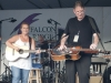 Mary Chapin Carpenter with Jim Henry, Jon Carroll. Falcon Ridge Folk Festival 2011