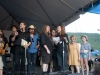 Closing Circle. Falcon Ridge Folk Festival 2011