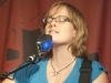 Jenna Lindbo at Club Passim, Cambridge MA. 29 May 2012. Soundcheck.