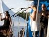 Mary Chapin Carpenter with Don Dixon. Jody Gill on hands. Falcon Ridge Folk Festival 2011