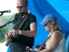 Mary Chapin Carpenter with John Jennings.  Falcon Ridge Folk Festival 2011