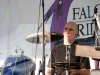 Vinnie Santoro (with Mary Chapin Carpenter). Falcon Ridge Folk Festival 2011