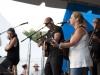 Mary Chapin Carpenter with John Jennings, Don Dixon. Jody Gill on hands. Falcon Ridge Folk Festival 2011