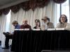 Michael Jaworek, John Platt, Brad Paul, Brad Hunt, Mary Sue Twohy - On the Griddle I workshop, NERFA 2013