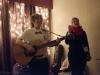SONiA & disappear fear - guerilla showcases, NERFA 2013