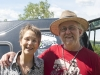 Mary Gauthier and Ray Massuccco - Rockingham Meeting House. 2014 Roots on the River Festival