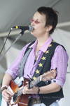 Mary Gauthier. Falcon Ridge Folk Festival 2011